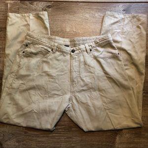 Ermenegildo Zegna Cotton/Linen blend pants 38x41